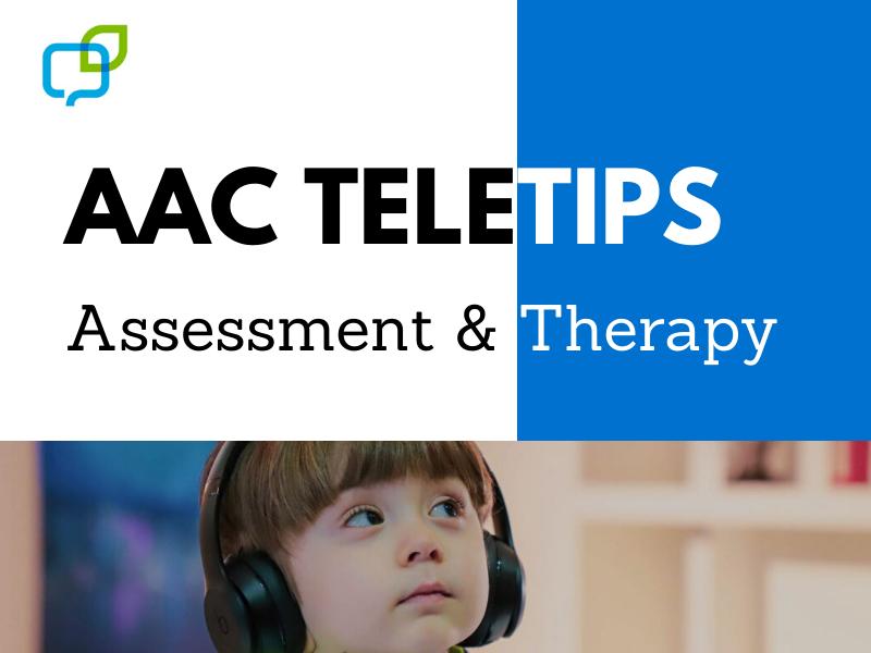 Telehealth Tips for Speech Pathology