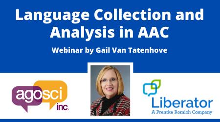 Language Sample Analysis in AAC - Webinar