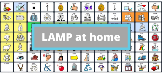 LAMP at home – beyond the therapy session